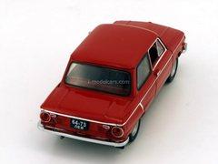 ZAZ-968A Zaporozhets red 1973 IST035 IST Models 1:43