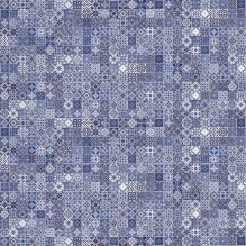 Керамогранит CERSANIT Hammam 420х420 голубой HA4R042-69