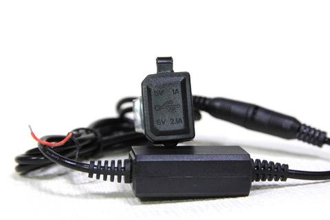 Двойной USB-разъем с кнопкой включения/выключения, X-78