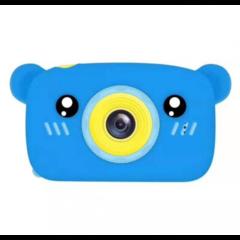 Детский цифровой фотоаппарат Мишка