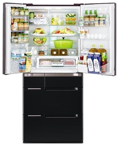Многокамерный холодильник Hitachi R-G690GU XK
