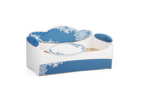 Диван-кровать для девочек Mia Лагуна