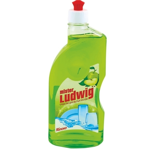 Фабрика Ромакс Mister Ludwig Средство для мытья посуды apple 500г