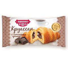 Круасаны Яшкино с шоколадным кремом 45г