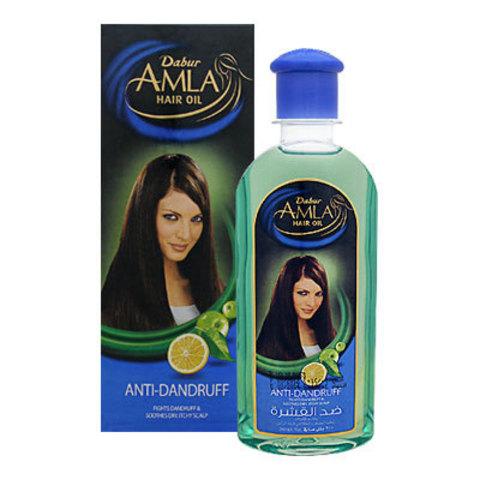 Масло для волос Dabur Amla против перхоти