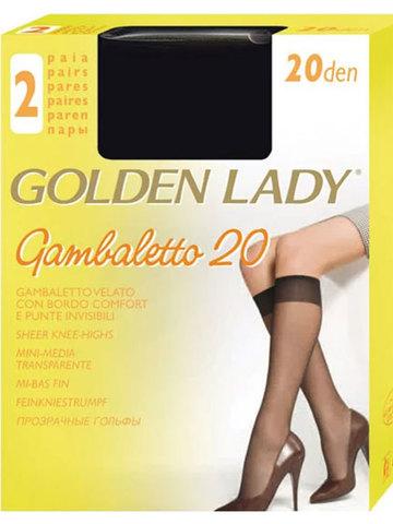 Гольфы Gambaletto 20 (2 пары) Golden Lady