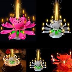 Праздничная музыкальная свеча Music Candle