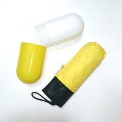 Зонт мини (зонт капсула), механический, Dolphin 571-1