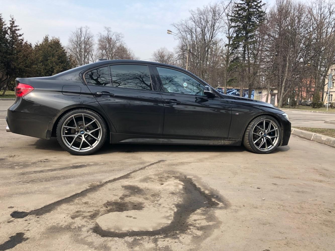 "BMW F30/BBS CI-R 19"""