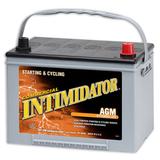 Аккумулятор Deka INTIMIDATOR 9A34  ( 12V 75Ah / 12В 75Ач ) - фотография