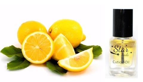 Масло с экстрактом лимона 10 мл