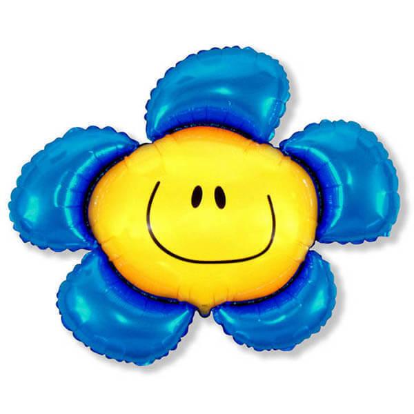 Фольгированные шары фигуры Цветок folgirovannyj-shar-cvetok-sinij-41-104-sm-s-geliem.jpg