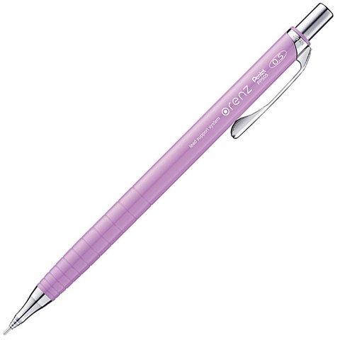 Механический карандаш 0,5 мм Pentel Orenz Berry Purple (блистер)