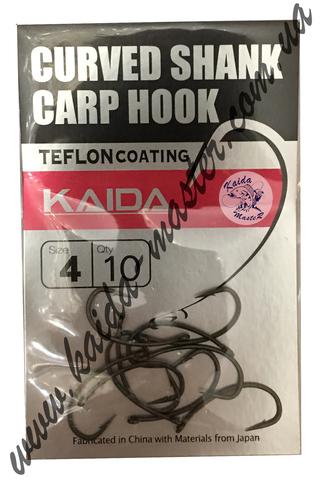 Крючки Kaida CARP HOOK №2