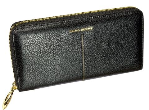 Женский кожаный кошелек на молнии Moro Jenny 167-76A