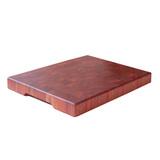 Доска торцевая разделочная, сапеле 50 х 40 х 4,5 см, артикул TD00704, производитель - Origins Wood