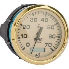 Тахометр со счетчиком часов для ПЛМ (BG)
