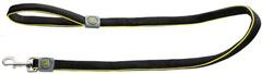 Поводок для собак, Hunter Maui 20/140, сетчатый текстиль, черный