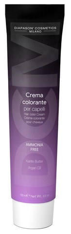 DCM Hair Color Cream Ammonia Free