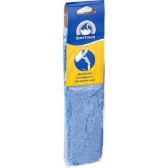 Насадка шубка для мытья окон из микрофибры Soft Touch 25.5 см