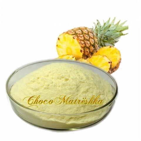 Сублимированный ананас (порошок)