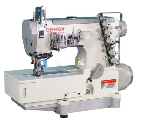 Плоскошовная промышленная машина Gemsy GEM 5500D-01 (5,6 мм) | Soliy.com.ua