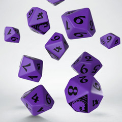 Legend of the Five Rings Unicorn Clan 10D10 Dice (10)