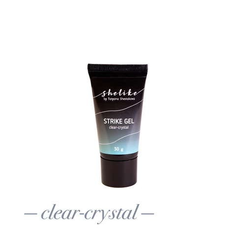 Полигель Shelike Clear Crystal 30 gr