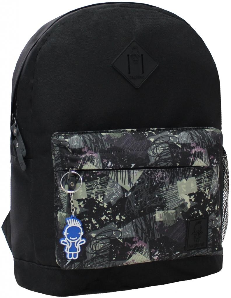 Городские рюкзаки Рюкзак Bagland Молодежный W/R 17 л. чорний 98 (00533662) f93de28d9a9839c043f525890cb2f2fa.JPG