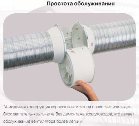 Канальный вентилятор Soler & Palau TD 160/100 N Silent