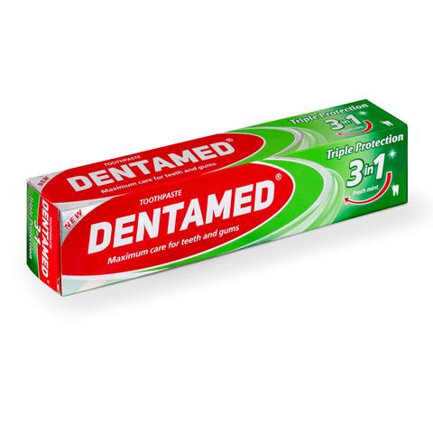 Modum Dentamed Паста зубная Triple Protection 100г