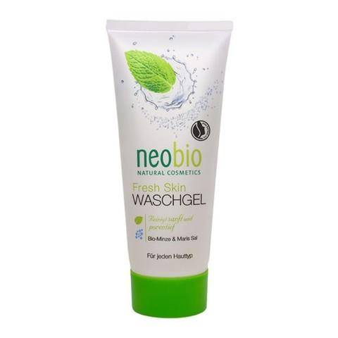 NEOBIO Fresh skin очищающий гель 100 мл