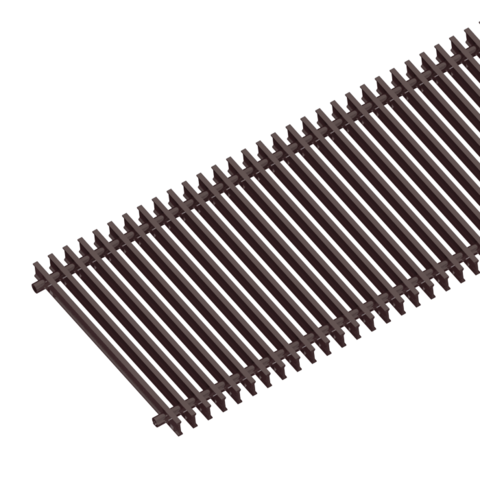 itermic Решетка рулонная SGZ-40-3100/Shamp