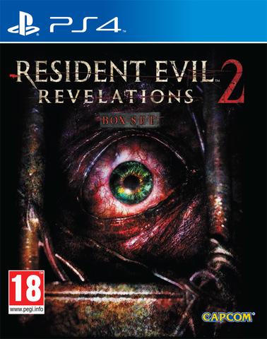 PS4 Resident Evil. Revelations 2 (русские субтитры)
