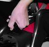 Велокресло Bellelli Pepe Standard Beige,  крепление к подседельной трубе