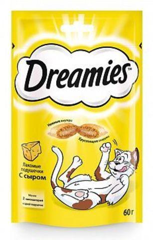 Лакомство Подушечки Dreamies (Дримс)