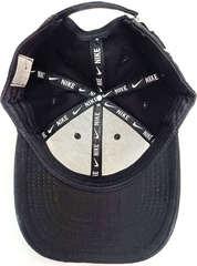 Модные кепки мужские Nike 1144 Black-White.