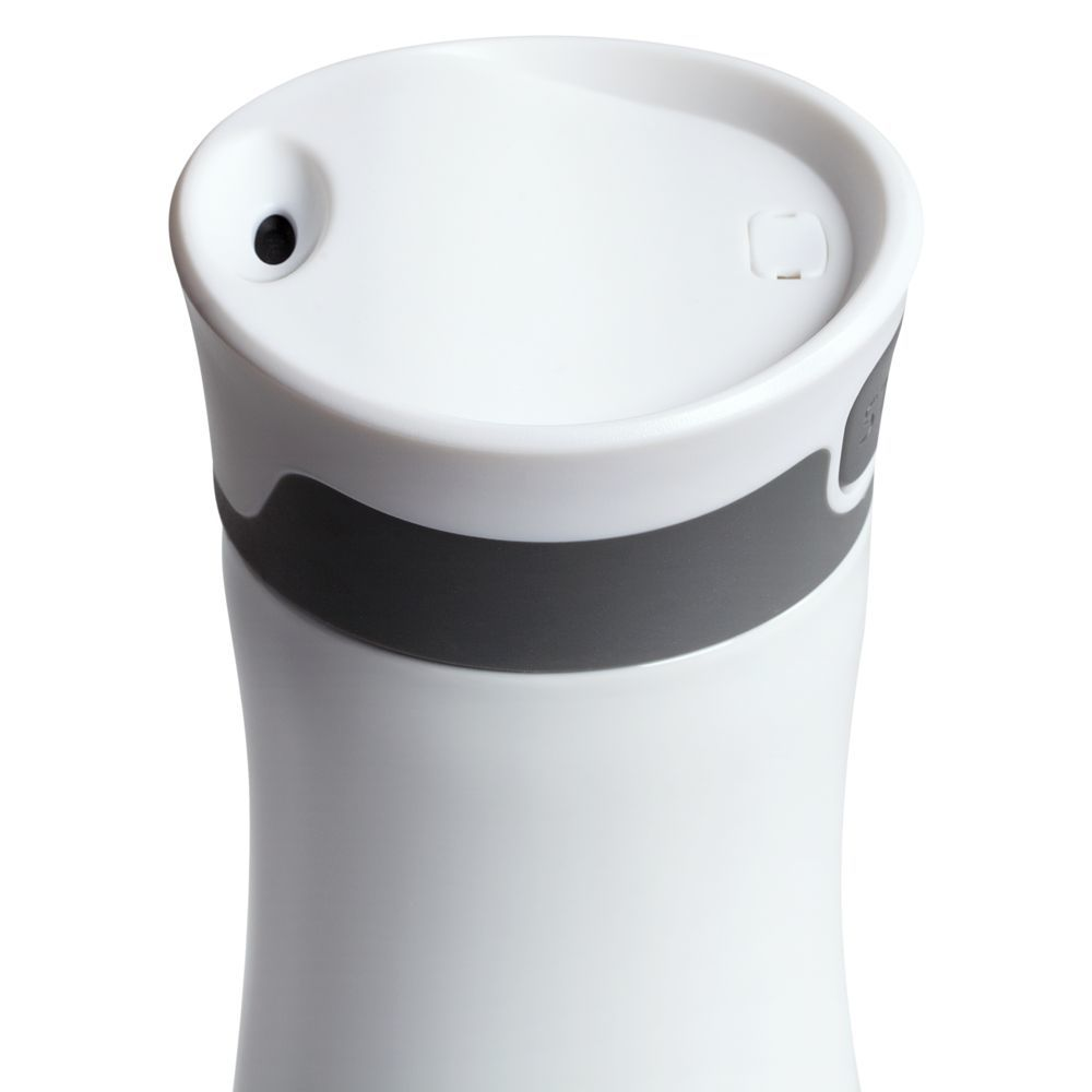Tansley Travel Mug, white