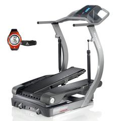 Тренажер Bowflex TreadClimber TC20. Скорость до 7,2 км/ч. Вес пользователя до 136 кг. Датчик пульса в подарок!