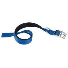 Нейлоновый ошейник для собак, Ferplast DAYTONA C25/53, синий