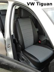 Чехлы на Volkswagen Tiguan 2007–2017 г.в.
