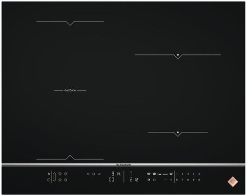 Индукционная варочная панель De Dietrich DPI7682X