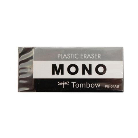 Ластик Tombow Mono Black PE-04AB