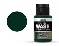 Olive Green Wash