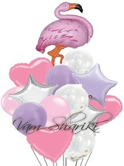 "Букет ""Розовый Фламинго"" АРТ1"