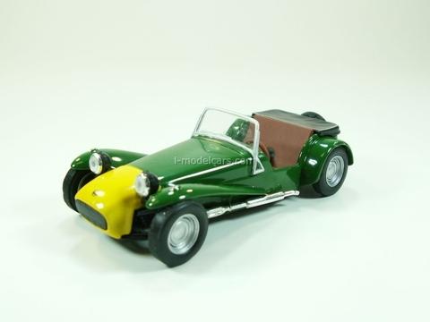 Lotus Seven 1:43 DeAgostini Supercars #36