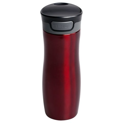 Tansley Travel Mug, red