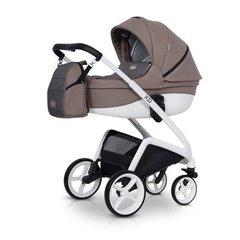 Детская коляска  RIKO XD 2 в 1 цвет 02 CAPPUCCINO
