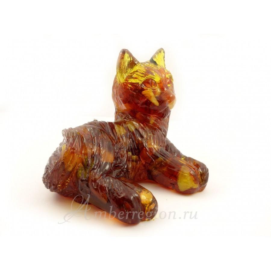 Янтарный котик (10 шт.)