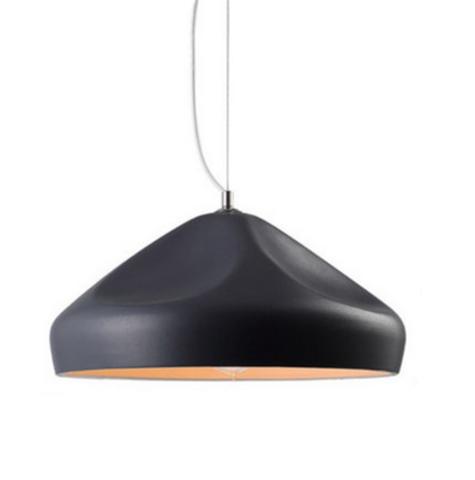 Подвесной светильник копия Pleat Box by Marset D36 (серый)